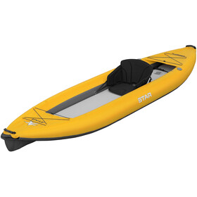 NRS STAR Paragon XL Inflatable Kayak yellow